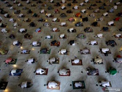 Kemenag Izinkan Shalat Idul Adha Diadakan di Masjid di Luar Zona Merah dan Oranye