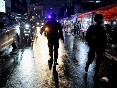 Pembatasan Mobilitas di Jakarta, Driver Ojek Online Diizinkan Ambil-Antar Orderan