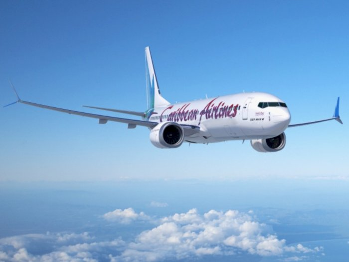 Permintaan Menurun, Caribbean Airlines Rumahkan 450 Karyawan