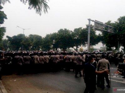 Simpatisan Habib Rizieq Bawa Senjata Tajam, Polisi Dalami Motif Pelaku