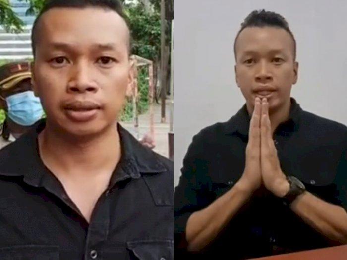 Kekeh Covid-19 Berakhir karena Tak Pakai Masker, Pria Ini Minta Maaf: Saya Koreksi Kembali