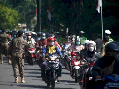 Ini 20 Wilayah yang Jadi Zona Merah Corona di Indonesia