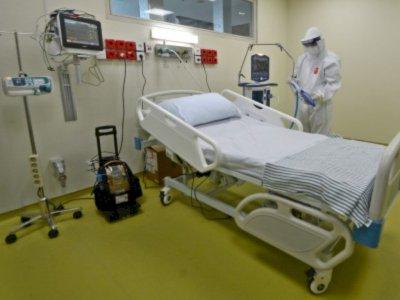 Keterisian Tempat Tidur di RS Rujukan Covid-19 DKI Capai 90 Persen