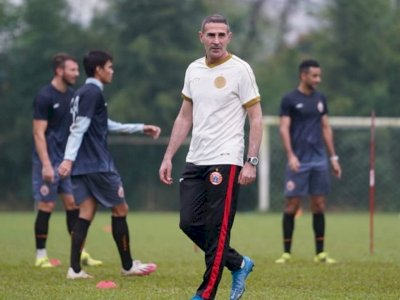 Bagi Riko Simanjuntak, Angelo Alessio Sosok Pelatih yang Menyenangkan