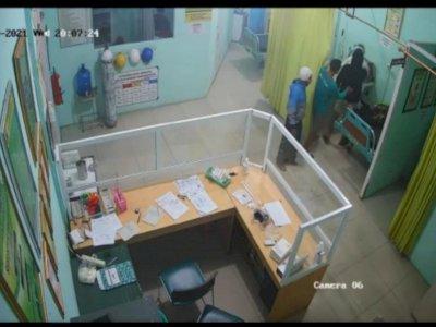 Heboh Perawat di Garut Dipukul Keluarga Pasien Covid-19, Polisi Buru Pelaku