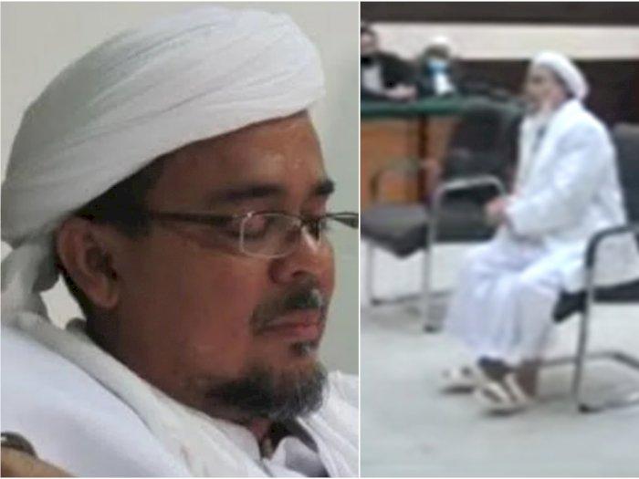 Rizieq Shihab Menolak Divonis 4 Tahun, Alasannya Mengejutkan, Pilpres Tinggal 3 Tahun Lagi