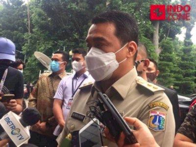 Kasus Covid-19 Terus Melonjak, Wagub DKI Akui Pasien 'Tumpah' hingga ke Selasar RS