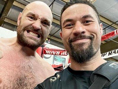 Persiapkan Duel Lawan Deontay Wilder, Tyson Fury Gandeng Joseph Parker untuk Sparring
