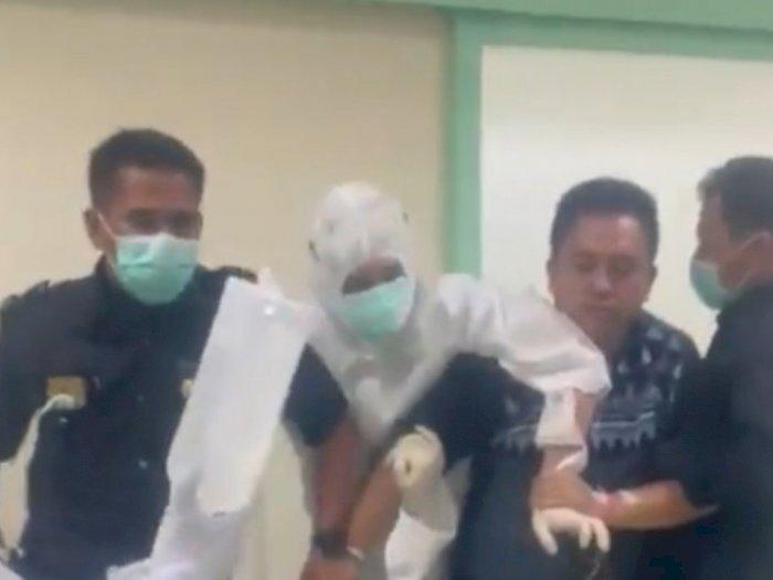Viral Pasien Covid-19 Ngamuk dan Serang Nakes di RSUD Pasar Minggu, Ini Kronologinya