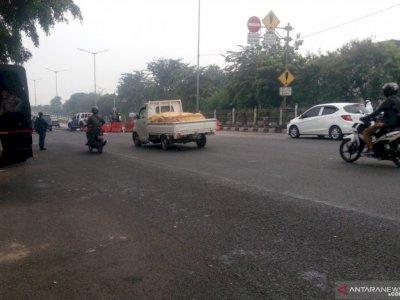 Jelang Putusan Habib Rizieq, Polisi Tutup Akses Jalan Menuju PN Jakarta Timur