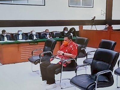 Dirut RS UMMI Divonis 1 Tahun Penjara karena Terlibat Kasus Tes Swab Habib Rizieq Shihab