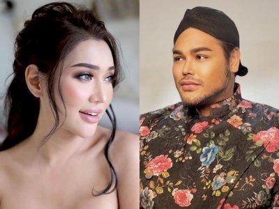 Lucinta Luna Ciuman dengan Ivan Gunawan, Netizen Dibuat Bingung: Emak atau Bapak?