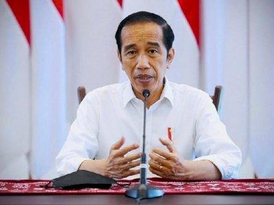 Jokowi: Jangan Ada Yang Menolak Vaksin COVID-19