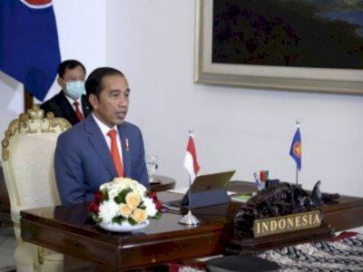 Isu Presiden 3 Periode Mencuat, PKS: Pikiran Kotor Melawan Konstitusi