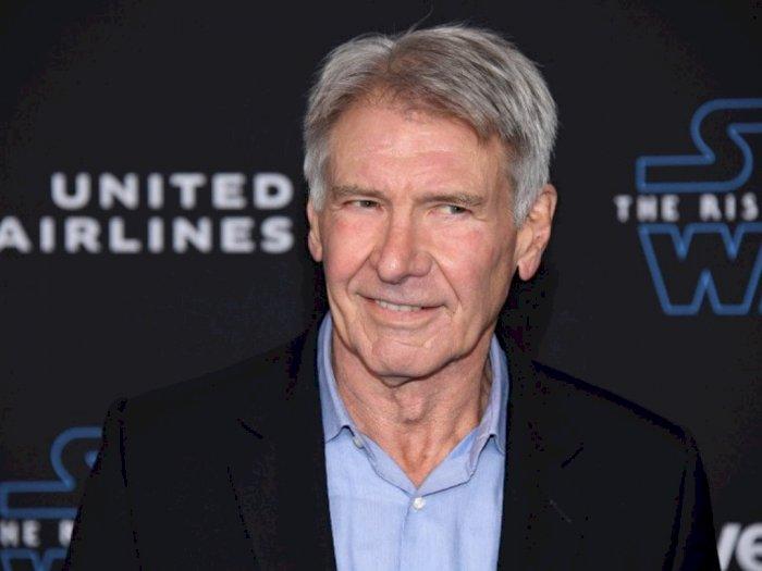 Syuting Film 'Indiana Jones' Terbaru, Harrison Ford Alami Cedera Bahu