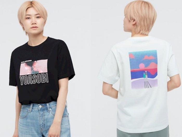 Uniqlo Jalin Kolaborasi dengan Yoasobi, Hadirkan Video Musik dan T-Shirt Terbaru