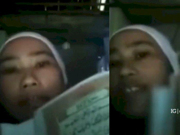 Mabes Polri Buru Wanita yang Hina Alquran Samakan Kotoran: Gue Injek-injek Dulu Baru Video