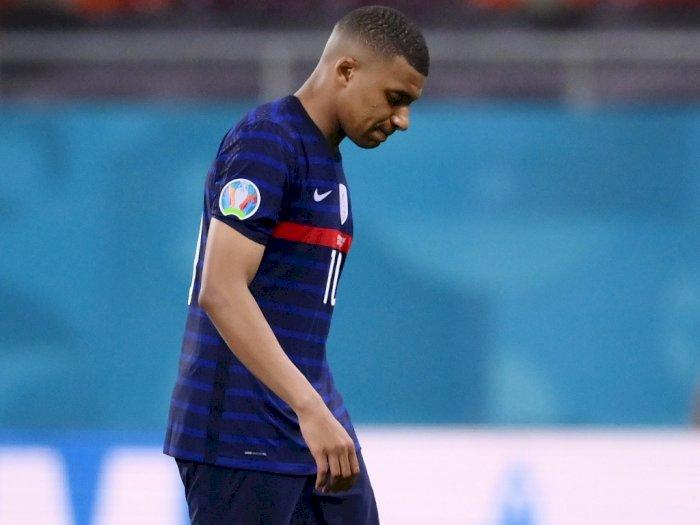 Prancis Tersingkir Usai Penaltinya Gagal, Mbappe: Saya  Minta Maaf