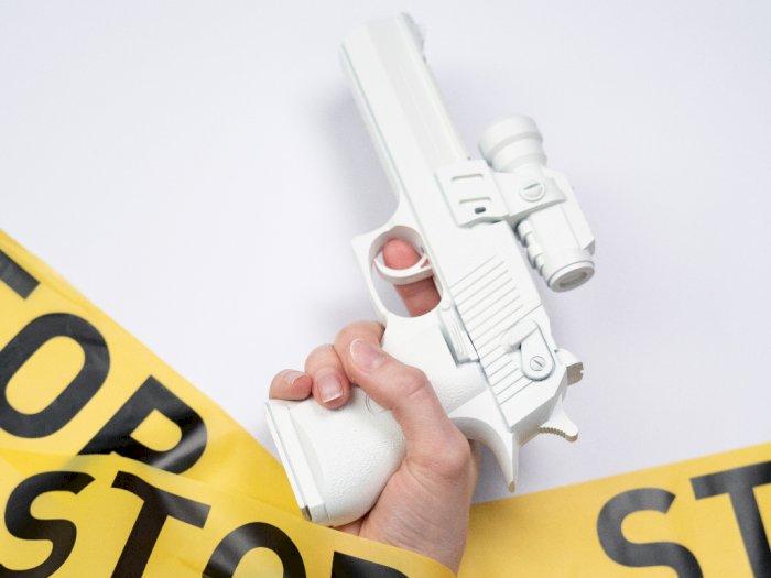 Polisi Cek Nomor Seri di Pistol Pelaku Penembak Pelajar di Jakbar