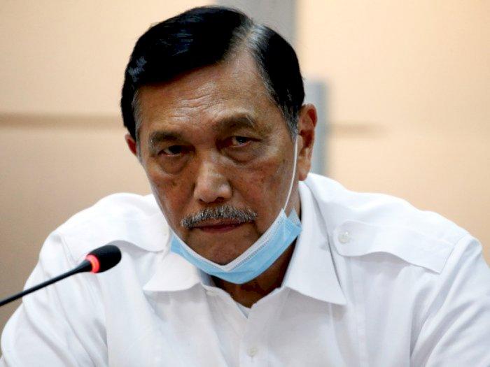 Lord Luhut Tegaskan Sanksi Menanti Pelanggar PPKM Darurat, Gubernur Tak Patuh Terancam
