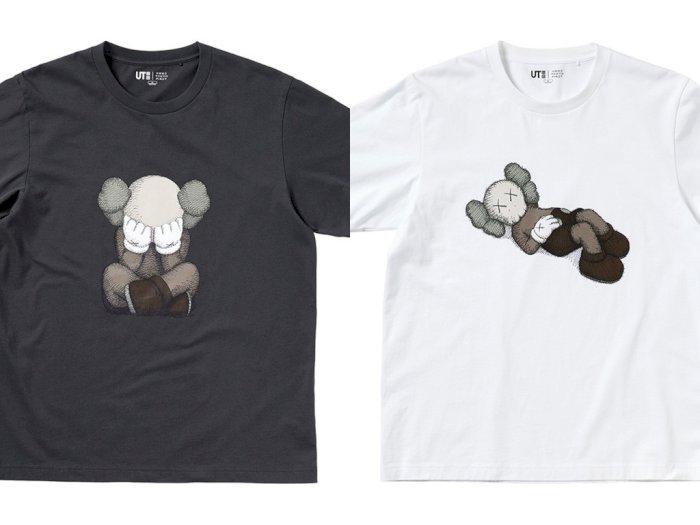 UNIQLO Kembali Berkolaborasi dengan KAWS, Luncurkan Koleksi T-shirt Terbaru