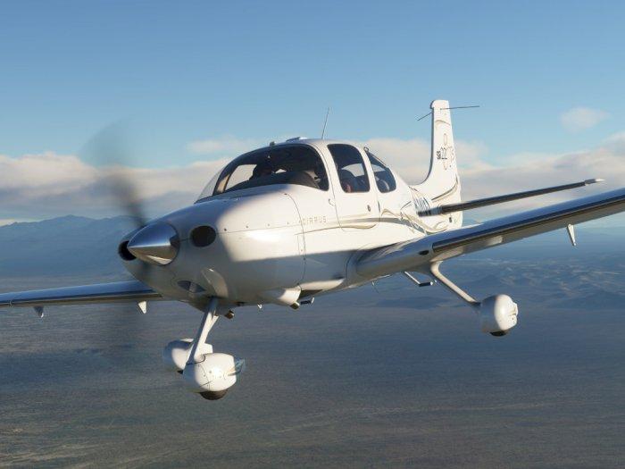 Microsoft Flight Simulator Dapat Update Engine yang Hadirkan Peningkatan Performa