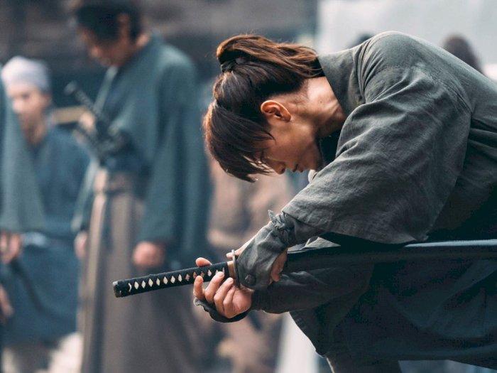 Akhir Juli Kamu Bisa Menikmati Film Rurouni Kenshin: The Beginning