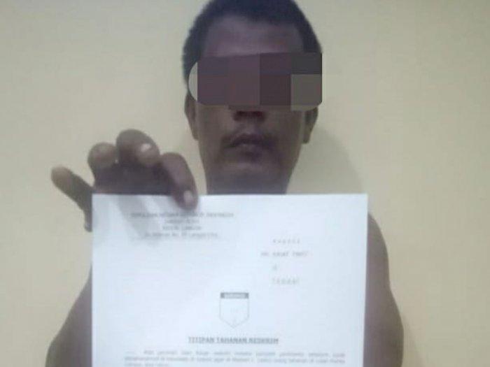Bejat! Paman di Aceh Perkosa Keponakan Usia 10 Tahun, Korban Diiming-imingi Uang Rp5 Ribu