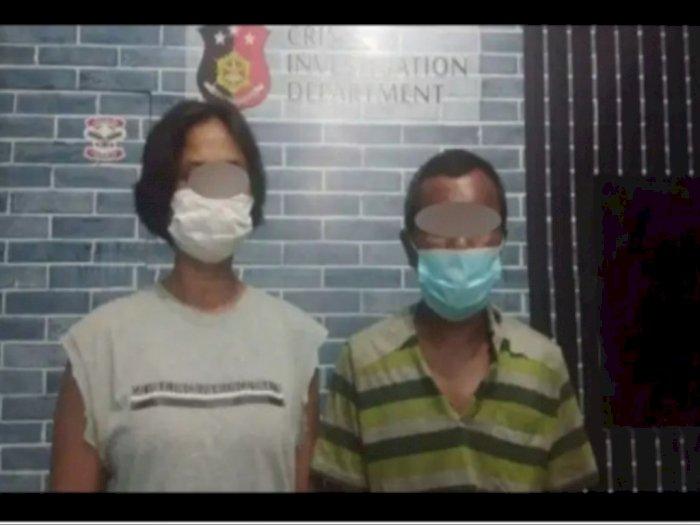 Ditemukan Tergantung di Plafon Dapur, Pria di Sergai Rupanya Dibunuh Pasutri Pakai Linggis