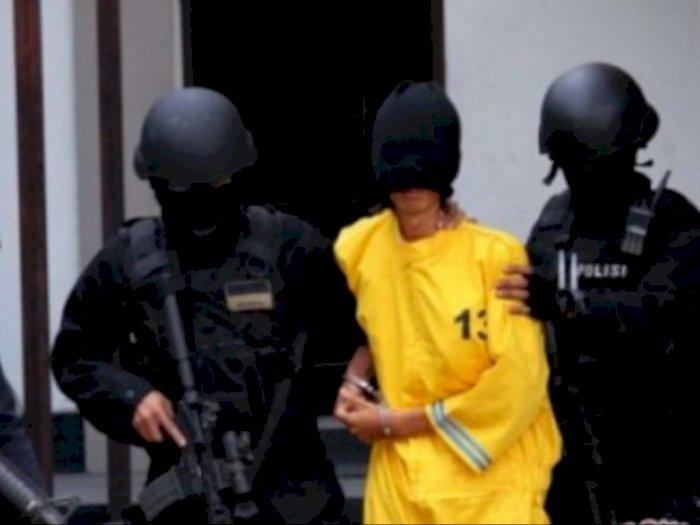 2 Orang Diciduk Densus Terkait Penangkapan Teroris yang Kabur di Babel, Ini Perannya