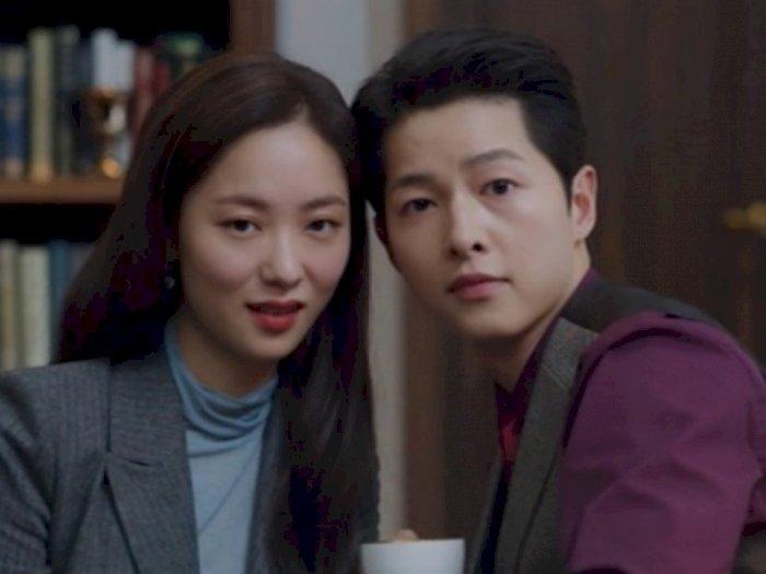 Dapat Kiriman Kopi dari Song Joong-ki, Jeon Yeo-bin Beri Tanda Cinta