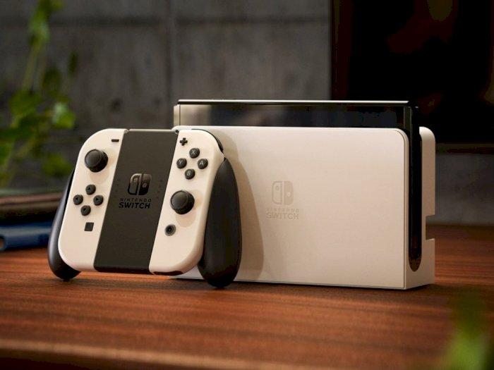 Nintendo Umumkan Switch Versi OLED dengan Bezel Layar Lebih Tipis, Tapi Itu Saja?