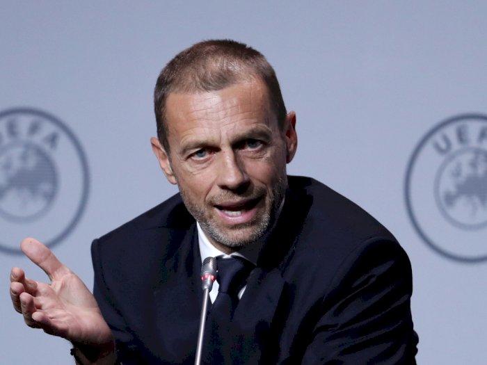 Temui Presiden UEFA, PM Inggris Tawarkan Jadi Tuan Rumah Piala Dunia 2030 Bersama Irlandia