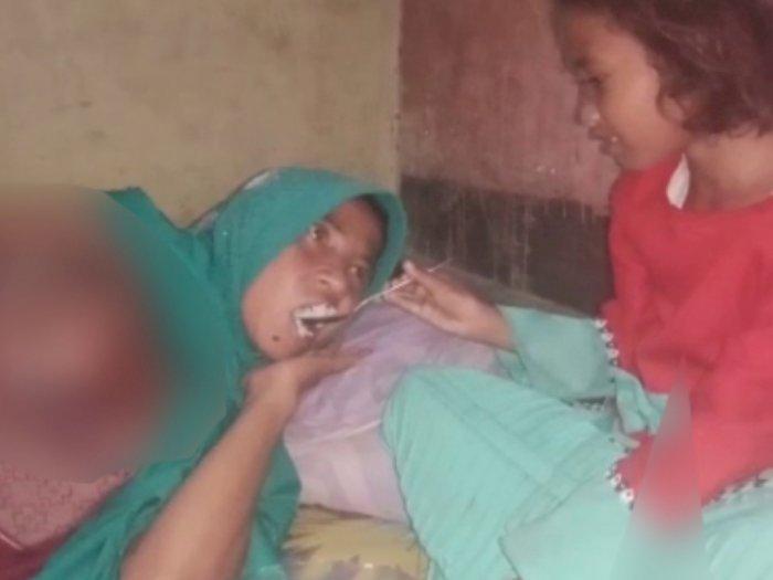 Wanita Ini Mengidap Kanker Payudara, Harus Kumpulkan Biaya Agar Anak-anaknya Bisa Sekolah