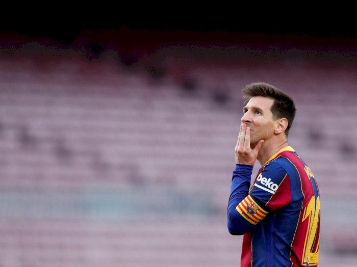 Jika Ingin Pertahankan Messi, Barcelona Harus Jual Pemain