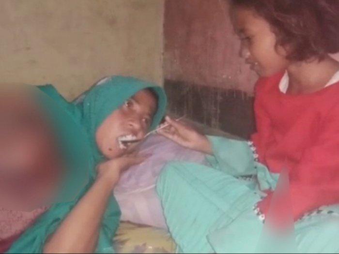 Suami Pergi Menikah Lagi, Nurhayati Berjuang Lawan Kanker dan Hidup Anak-anaknya, Sedih!
