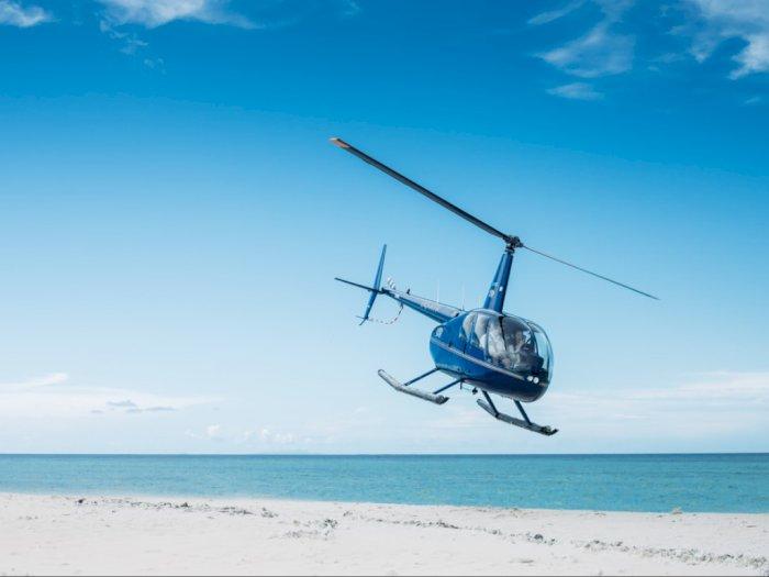 Kisah Usman Jalil, Pria Jambi yang Tidak Lulus SD Tapi Mampu Bikin Helikopter