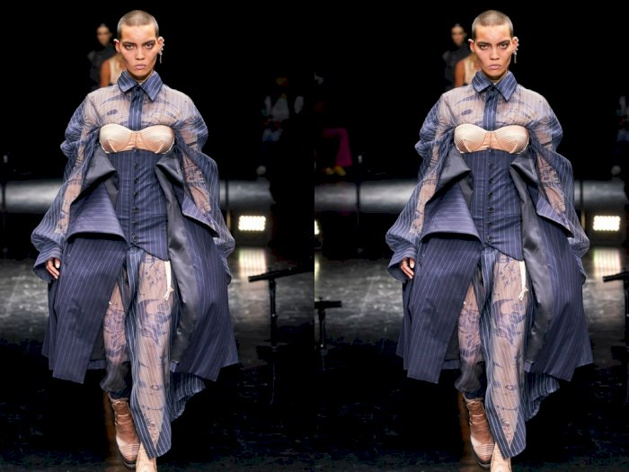 Jean Paul Gaultier Luncurkan Koleksi Haute Couture FW 2021 Terbaru dengan Sacai