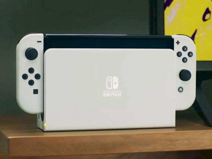 Nintendo Switch OLED Model Kemungkinan Tak Perbaiki Masalah Joy-Con Drift!