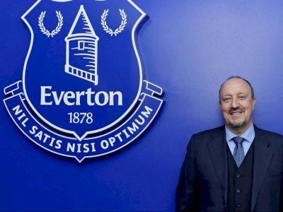 Sempat Dapat Penolakan, Rafael Benitez akan Berusaha Memenangkan Hati Fans Everton