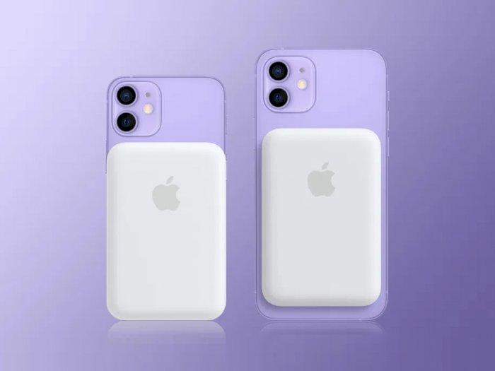 Apple Luncurkan MagSafe Battery Pack untuk iPhone 12 Series, Dijual Rp1,4 Jutaan