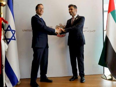 Makin Akrab, Uni Emirat Arab Resmi Buka Kedutaan Besar di Israel