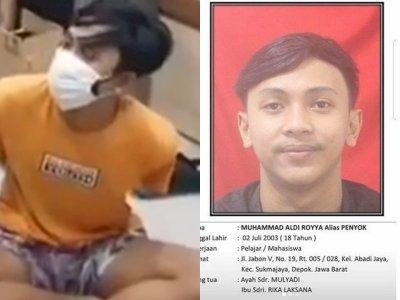 Polisi Berhasil Ringkus Penyok, Pelaku Pengeroyokan Polisi saat Bubarkan Aksi Balapan
