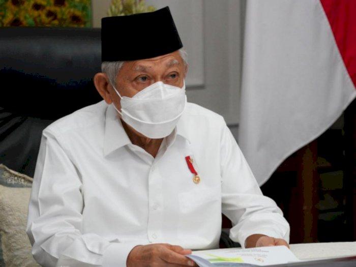 Cegah COVID-19, Wapres Imbau Umat Islam Salat Idul Adha di Rumah