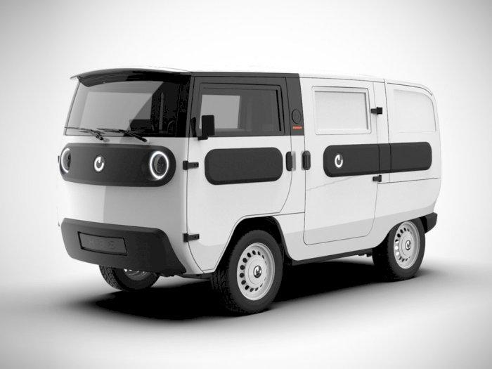 Mobil Listrik Ini Hadir dengan Konsep Modular Hingga Desain Unik, Dijual Rp300 Jutaan!