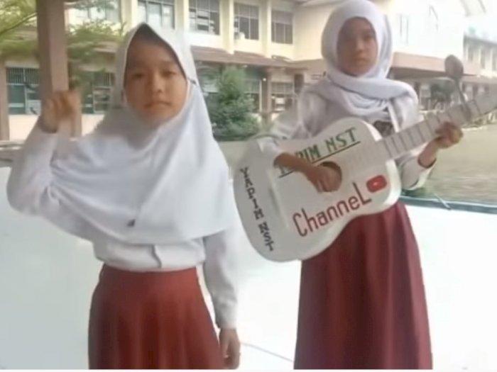 Viral Bocah SD Kritik Pemerintah Lewat Nyanyi: Bikin Aturan Asal-Asalan, Anak SD Juga Bisa