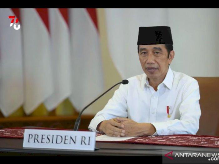 Ucapkan Selamat Idul Adha, Presiden Jokowi: Kita Bisa Melalui Pandemi Covid-19