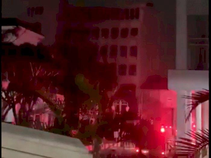 Penyebab Kebakaran Kantor BPOM, Polri: Dugaan Awal Arus Pendek Listrik