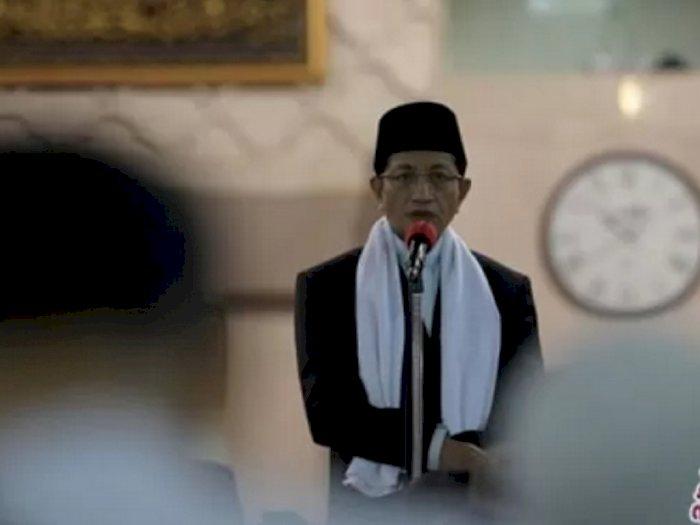 Imam Besar Masjid Istiqlal Ajak Masyarakat Dukung dan Sukseskan Perpanjangan PPKM