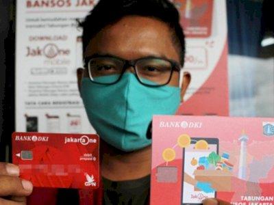 Pemprov DKI Telah Cairkan Bansos Tunai ke 907.000 Keluarga di Jakarta